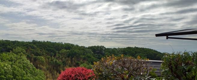 foto cielo desde nuestra casa